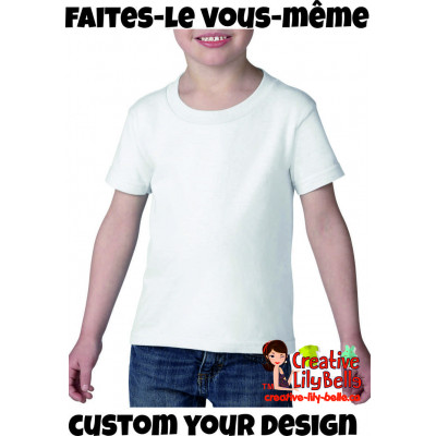 Custom shirt and more custom your design creative lily belle - Faites le vous meme deco ...